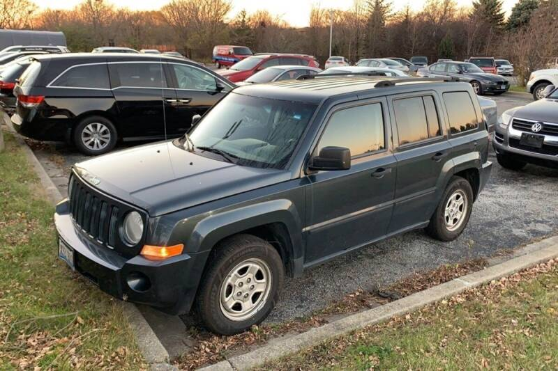 2008 Jeep Patriot for sale at WEINLE MOTORSPORTS in Cleves OH
