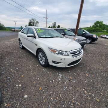 2012 Ford Taurus for sale at ALL WHEELS DRIVEN in Wellsboro PA