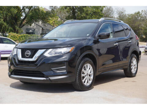 2020 Nissan Rogue for sale at Watson Auto Group in Fort Worth TX