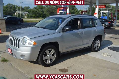 2010 Jeep Compass for sale at Your Choice Autos - Crestwood in Crestwood IL