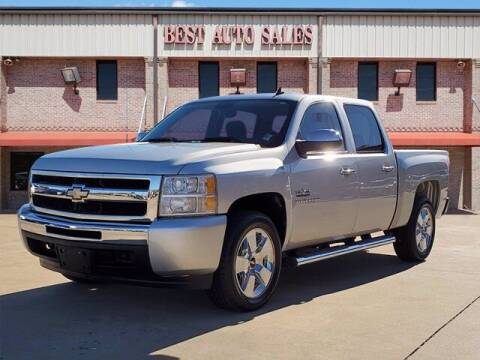 2010 Chevrolet Silverado 1500 for sale at Best Auto Sales LLC in Auburn AL