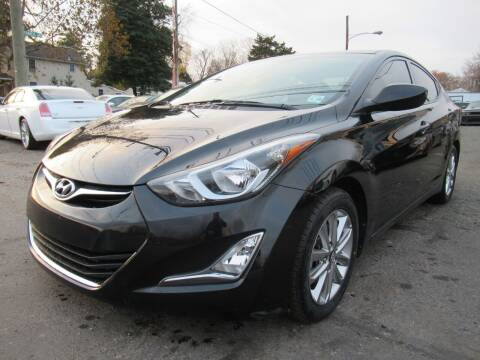 2014 Hyundai Elantra for sale at PRESTIGE IMPORT AUTO SALES in Morrisville PA