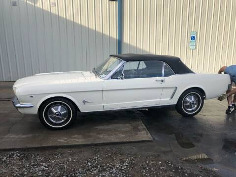 1965 Ford Mustang for sale at Classic Connections in Greenville NC