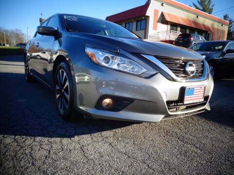 2018 Nissan Altima for sale at Quickway Exotic Auto in Bloomingburg NY