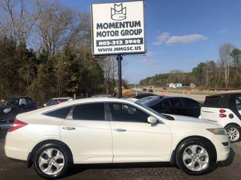 2010 Honda Accord Crosstour for sale at Momentum Motor Group in Lancaster SC
