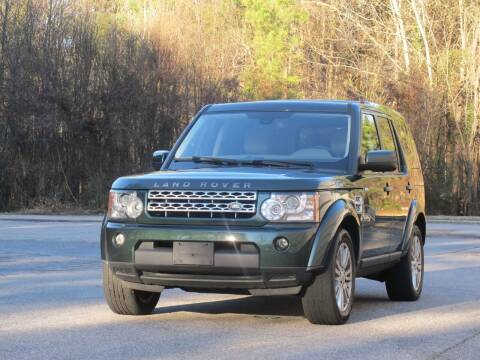 2011 Land Rover LR4 for sale at Best Import Auto Sales Inc. in Raleigh NC