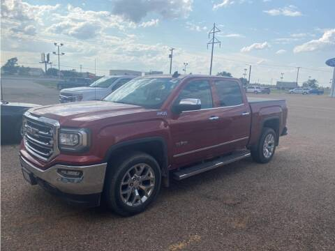 2018 GMC Sierra 1500 for sale at STANLEY FORD ANDREWS in Andrews TX