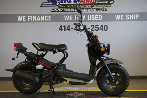 2020 Honda Ruckus for sale at Southeast Sales Powersports in Milwaukee WI