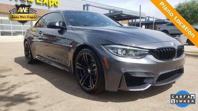 2018 BMW M4 for sale in Carrollton, TX