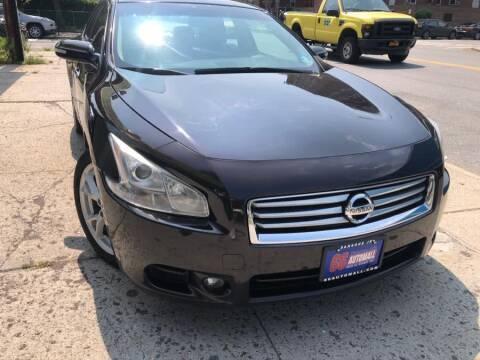 2013 Nissan Maxima for sale at Autoforward Motors Inc in Brooklyn NY