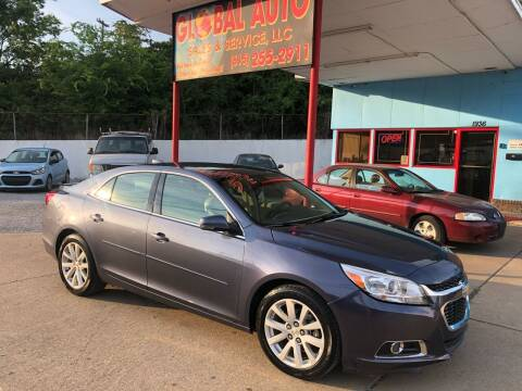 2015 Chevrolet Malibu for sale at Global Auto Sales and Service in Nashville TN