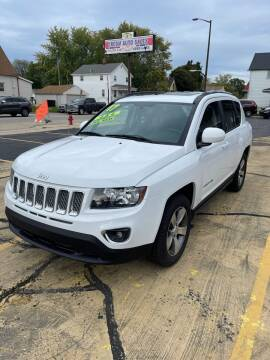 2017 Jeep Compass for sale at Dream Auto Sales in South Milwaukee WI