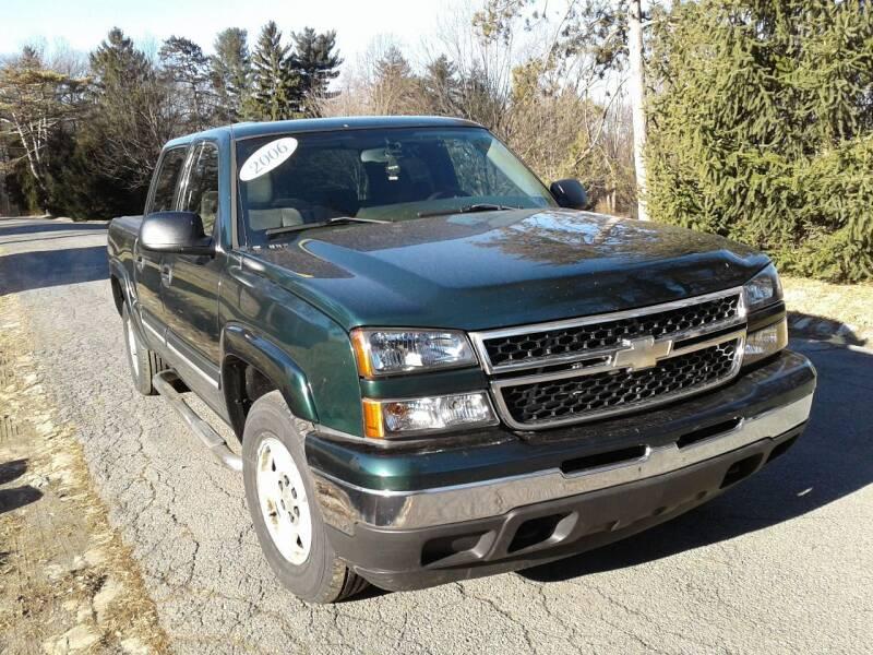 2006 Chevrolet Silverado 1500 for sale at ELIAS AUTO SALES in Allentown PA