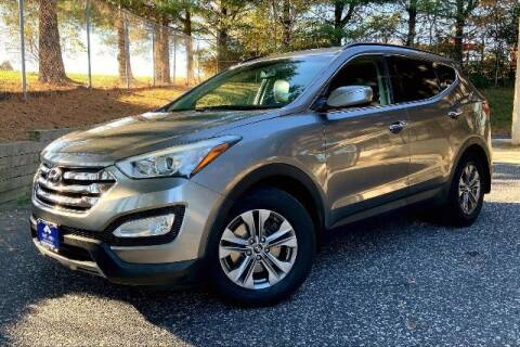 2013 Hyundai Santa Fe Sport for sale at TRUST AUTO in Sykesville MD