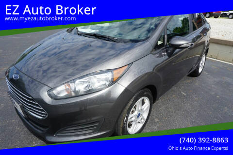 2019 Ford Fiesta for sale at EZ Auto Broker in Mount Vernon OH