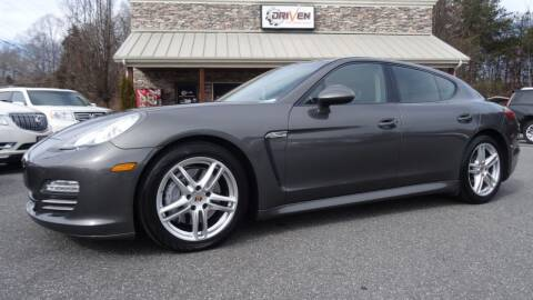 2013 Porsche Panamera for sale at Driven Pre-Owned in Lenoir NC