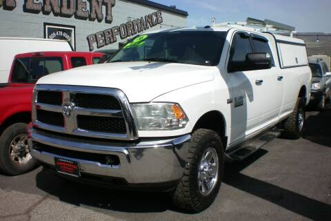2014 RAM Ram Pickup 2500 for sale at Independent Performance Sales & Service in Wenatchee WA