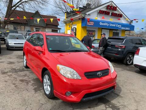 2006 Toyota Matrix for sale at C & M Auto Sales in Detroit MI
