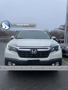 2017 Honda Ridgeline for sale at 1 North Preowned in Danvers MA