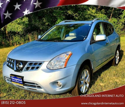 2011 Nissan Rogue for sale at Chicagoland Internet Auto - 410 N Vine St New Lenox IL, 60451 in New Lenox IL