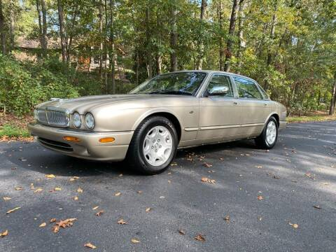 2002 Jaguar XJ-Series for sale at US 1 Auto Sales in Graniteville SC
