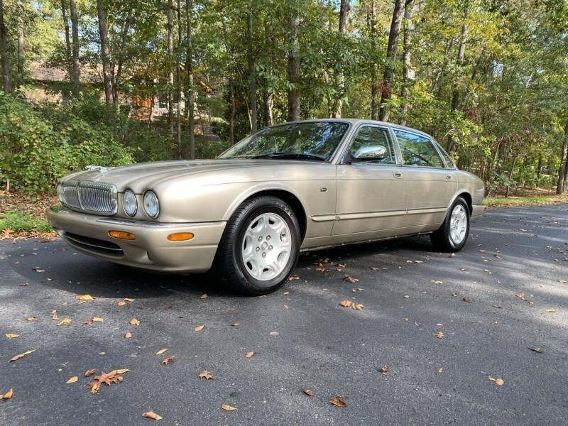 2002 Jaguar XJ-Series for sale at US 1 Auto Sales in Graniteville SC