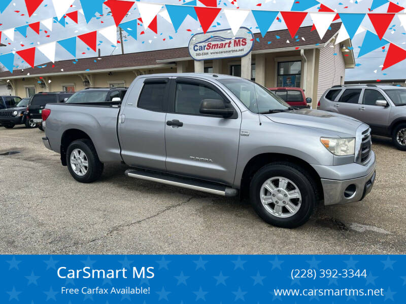 2010 Toyota Tundra for sale at CarSmart MS in Diberville MS
