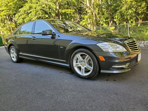2012 Mercedes-Benz S-Class for sale at MX Motors LLC in Ashland MA
