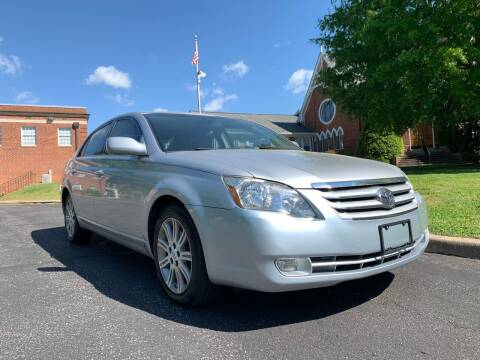 2007 Toyota Avalon for sale at Automax of Eden in Eden NC