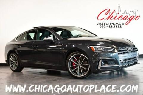 2018 Audi S5 Sportback for sale at Chicago Auto Place in Bensenville IL