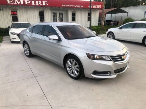 2017 Chevrolet Impala for sale at Empire Automotive Group Inc. in Orlando FL