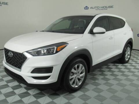 2019 Hyundai Tucson for sale at Curry's Cars Powered by Autohouse - Auto House Tempe in Tempe AZ