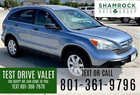 2007 Honda CR-V for sale at Shamrock Group LLC #1 in Pleasant Grove UT