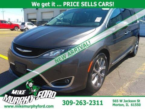 2018 Chrysler Pacifica for sale at Mike Murphy Ford in Morton IL