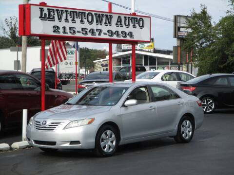 2007 Toyota Camry for sale at Levittown Auto in Levittown PA