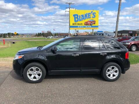 2011 Ford Edge for sale at Blake's Auto Sales in Rice Lake WI