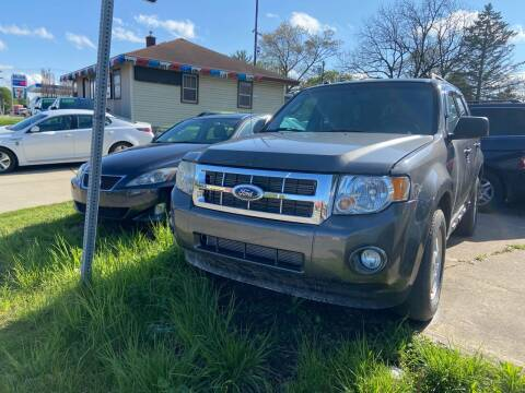 2012 Ford Escape for sale at 3M AUTO GROUP in Elkhart IN
