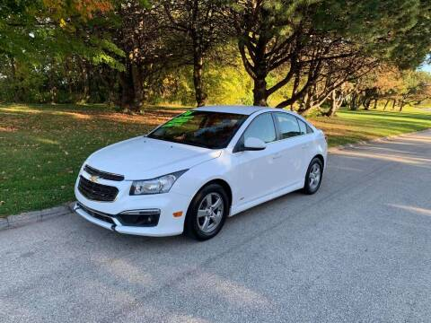 2016 Chevrolet Cruze Limited for sale at Aleid Auto Sales in Cudahy WI