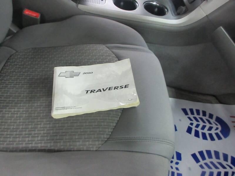 2010 Chevrolet Traverse LT 4dr SUV w/1LT - Ardmore TN
