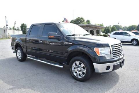 2011 Ford F-150 for sale at Auto Credit Xpress - Sherwood in Sherwood AR