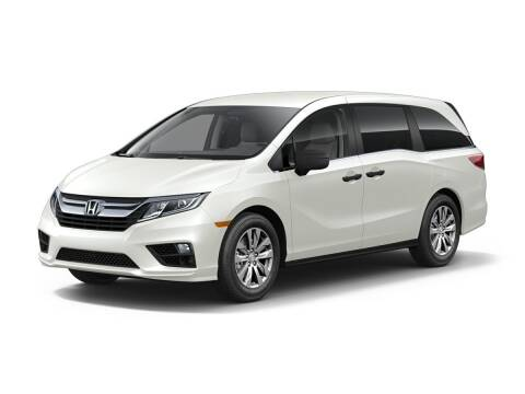 2018 Honda Odyssey for sale at Hi-Lo Auto Sales in Frederick MD