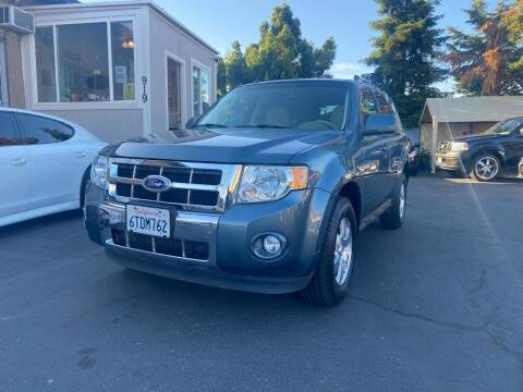 2011 Ford Escape for sale at Ronnie Motors LLC in San Jose CA