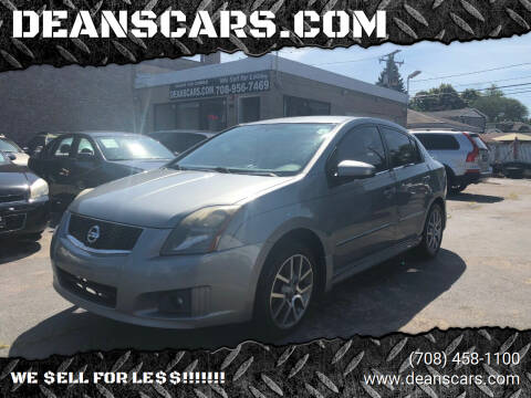 2008 Nissan Sentra for sale at DEANSCARS.COM - DEANS BERWYN in Berwyn IL