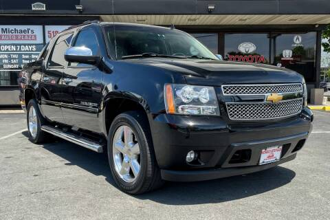 2013 Chevrolet Avalanche for sale at Michaels Auto Plaza in East Greenbush NY