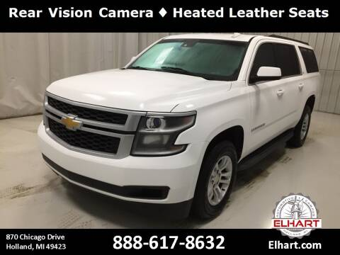 2015 Chevrolet Suburban for sale at Elhart Automotive Campus in Holland MI