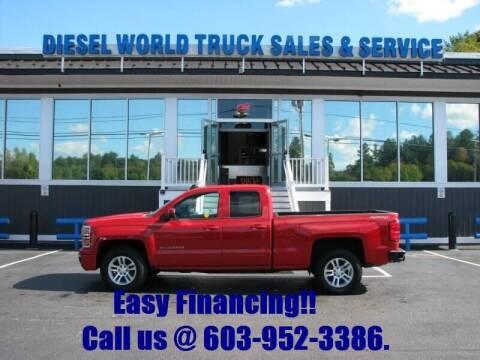 2015 Chevrolet Silverado 1500 for sale at Diesel World Truck Sales in Plaistow NH