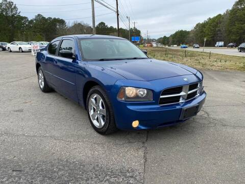 2009 Dodge Charger for sale at CVC AUTO SALES in Durham NC
