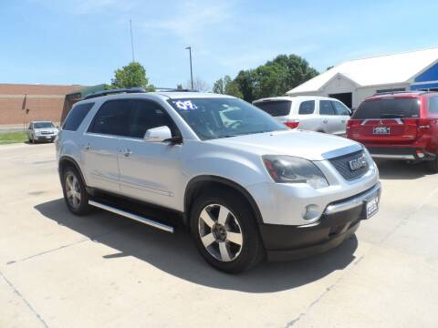 2009 GMC Acadia for sale at America Auto Inc in South Sioux City NE