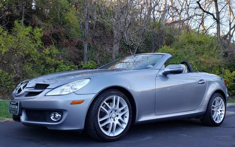 2009 Mercedes-Benz SLK for sale at The Motor Collection in Columbus OH