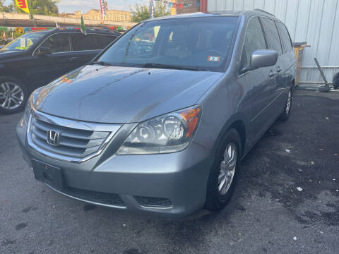 2010 Honda Odyssey for sale at Gallery Auto Sales in Bronx NY